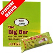THE BIG BAR 24x80gr -barretta iperproteica sostitutiva del pasto-