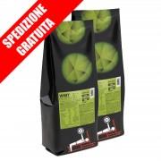 WHEY PROTEIN 90 busta 2x750g -proteine del siero del latte isolate a rilascio rapido + vitamine-