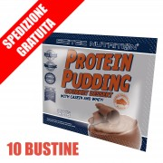 PROTEIN PUDDING 400g - Budino proteico low carb - 10 buste x 40gr -