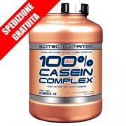 100% Casein Complex 2350g - proteine caseine micellari a rilascio lento -