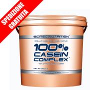 100% Casein Complex 5kg -proteine caseine micellari a rilascio lento-