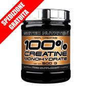 100% CREATINE 500gr -pura creatina monoidrato-