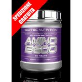 AMINO 5600 500compresse -aminoacidi ramificati essenziali idrolizzati completi-