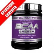 BCAA 1000 300caps -aminoacidi ramificati con vitamine del gruppo B-
