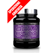 BCAA 6400 375compresse -aminoacidi ramificati-