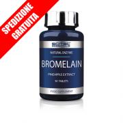 BROMELAIN 90tav -bromelina da estratto del gambo d'ananas - enzima digestivo - drenante - anticellulite-