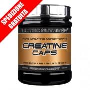CREATINE CAPS 250 -creatina monoidrato in capsule da 650mg-