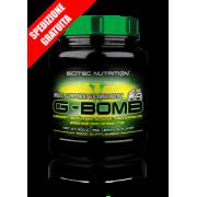 G-BOMB 2.0 500g -matrice di glutamina brevettata multiveicolata-