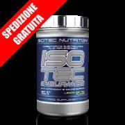 ISOTEC ENDURANCE 1000g -formula brevettata di sali minerali - vitamine - maltodestrine-