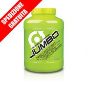 JUMBO 2860gr -mass gainer con elevata percentuale di carboidrati-