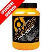 JUMBO HARDCORE 1530g -mass gainer con elevata percentuale di proteine-