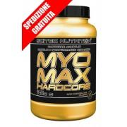 MYOMAX HARDCORE 1400gr -mass gainer professionale ad elevata percentuale proteica-