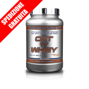 OAT 'N' WHEY 1380g -pasto sostitutivo proteico bilanciato-