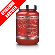 VOLUMASS 35 PROFESSIONAL 1200gr -mass gainer ad elevata percentuale proteica-